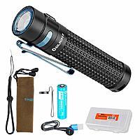 Olight S2R Baton II - rechargeable flashlight, 1150 lumens, $50