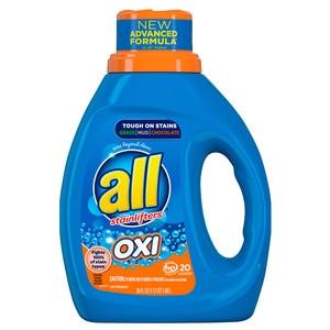 Walgreens Pickup: All Liquid Laundry Detergent 36 Oz.</body></html>