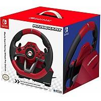 Nintendo Switch Mario Kart Racing Wheel Pro Deluxe By HORI (Officially Licensed By Nintendo) $82.94 at Amazon $83