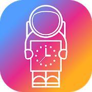 Kosmos - Work Time Tracker, Job Timesheet - Google Play App Image