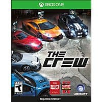 The Crew (Xbox One Digital Download) for $  5.69 or less.