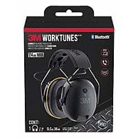 3M WorkTunes Connect Hearing Protector with Bluetooth Technology at Amazon $35.55 / Free shipping