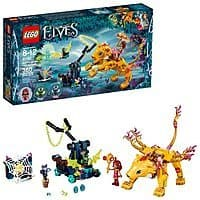 LEGO Elves Azari & the Fire Lion Capture $18.99, LEGO Creator Modular Modern Home $20.99, LEGO Architecture Sydney $21.99, LEGO Minecraft The Polar Igloo $20.99