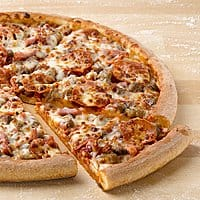 Papa John's 50% off Regular Priced Pizzas