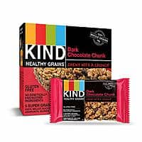 30-Count of 1.2oz KIND Healthy Grains Bars (Dark Chocolate Chunk) for $13 w/ S&S + Free Shipping & More