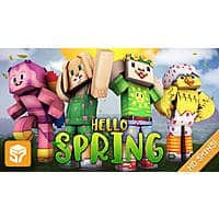 Minecraft Hello Spring Skin Pack for Free (Ends 4/22) Image