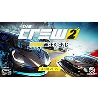 Free Play Weekend: The Crew 2 (Xbox One, PS4, Steam, & Uplay) from April 25 - 29 *Xbox Live Gold Required Image