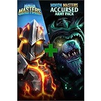 Minion Masters + Accursed Army Pack Bundle (Xbox One Digital) for Free Image