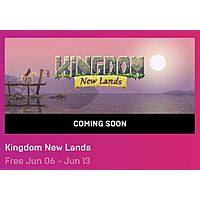 Kingdom New Lands (PC Digital Download) for Free from June 6th - June 13th Image