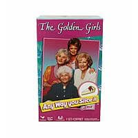 The Golden Girls Any Way you Slice it Trivia Game for $5.65