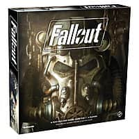 Fallout Board Game $28 + Free Store Pickup