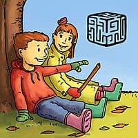 Hanna & Henri: The Party & The Robot Kids Apps (iOS or Android) Free Image