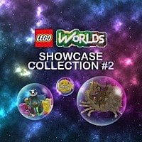 LEGO Worlds Showcase Collection Pack 2 DLC (Xbox One, PS4, & Nintendo Switch) Image