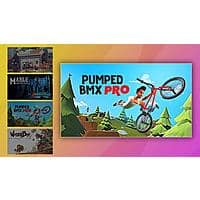 Twitch Prime: Free PC Digital Games: Pumped BMX Pro, Wonder Boy, Mable & The Wood, Automachef Image
