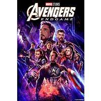 FandangoNOW: Avengers: Endgame (Digital Rental): SD $2, HD $3
