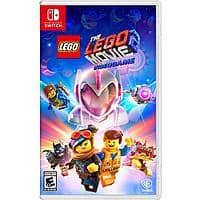 The LEGO Movie 2 Videogame (Nintendo Switch & PS4) for $17.99