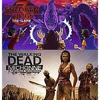 Twitch Prime: PCDD: Stranger Things 3, The Walking Dead: Michonne, Deadlight Free & More Image