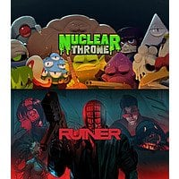 Epic Games: Nuclear Throne & Ruiner (PC Digital Downloads) for Free (Nov 7th - 14th) Image
