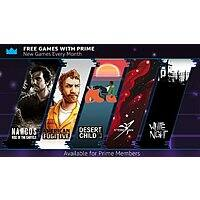 Twitch Prime: Free PC Digital Download Games: Narcos: Rise of the Cartels, American Fugitive, Desert Child, Steredenn, & White Night (Starts February 3rd) Image