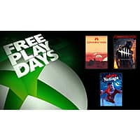 Xbox One Free Play Days - Surviving Mars, Dead by Daylight: Special Edition, & Secret Neighbor (Ends Feb 9th) *Xbox Live Gold Required Image