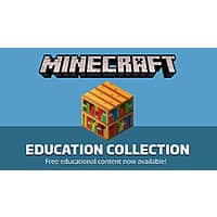 Minecraft DLC: Education Collection (PS4, Xbox One, Switch, PC, iOS or Android) Free Image