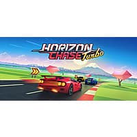 Free Steam Game: Horizon Chase Turbo (PC/Mac Digital Downoad) Image