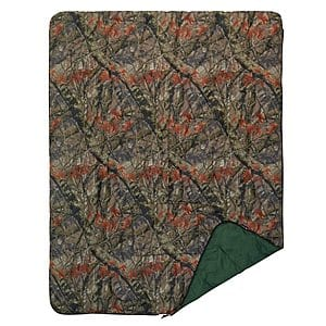 Ozark Trail Crystal Caverns 4-in-1 Convertible Field Poncho (Green Camo) $12 + Free Shipping w/ Walmart+ or $25+