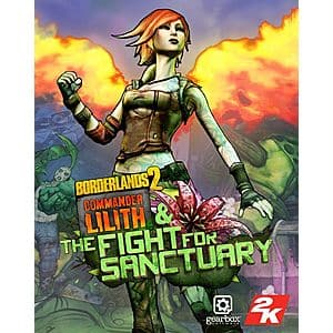 Borderlands 2: Commander Lilith & The Fight for Sanctuary DLC (Nintendo Switch) for Free (normally $14.99) *Offer expires 12/3
