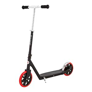 Razor A5 Lux Foldable Kick Scooter (Pink) $49.97; Razor Carbon Lux Special Edition Kick Scooter (Black/Red) $39 + Free Shipping