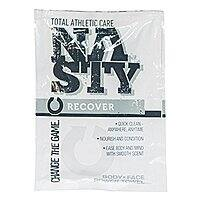 NASTY Body Wipes – Extra Large, Individually Wrapped No Rinse Sports Cleansing Towel  (5 Wipes) $  0.59