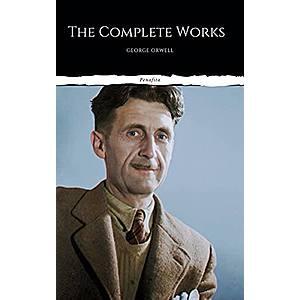 George Orwell: Complete Works (1984, Animal Farm...) @ Amazon Kindle EBooks $1