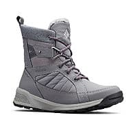 Columbia Women's Meadows Shorty Omni-Heat 3D Winter Boots (Ti Grey Steel/Wild Iris) $48 + Free Shipping $50+
