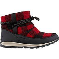 Sorel Women's Whitney Short Plaid Waterproof Winter Boots $51 + Free Shipping