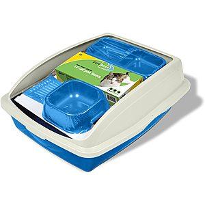 5-Pc Van Ness Cat Litter Starter Kit $6.55 + Free S/H on $49+