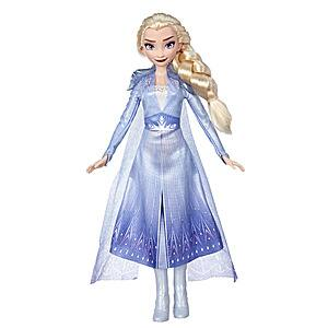 "14"" Disney Frozen 2 Elsa Fashion Doll $7.65 + Free Shipping w/ Amazon Prime or Orders $25+"