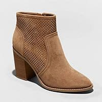 Women's Boot Sale (Riding, Buckle, and Bootie) from $20 + Free Shipping at Target