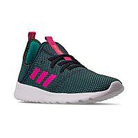 adidas Women's Cloudfoam Pure Running Shoes (Legend Ink/Shock Pink/Hi) $30 + Free S/H via Macy's