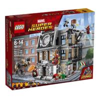LEGO Marvel Avengers: Infinity War Sanctum Sanctorum Showdown (76108) $60 + Free Shipping