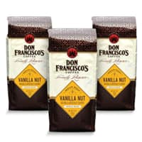 12-oz Don Francisco's Whole Bean Vanilla Nut 3 for $7.62 ($2.54 each) w/ S&S + Free S&H