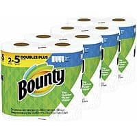 24-Count Bounty Select-A-Size Doubles Plus Rolls Paper Towels $33.40 w/ S&S + Free S/H