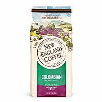 10-Oz New England Coffee Medium Roast Ground (Colombian Decaffeinated) $2.52 + Free Shipping w/ Prime or $25+