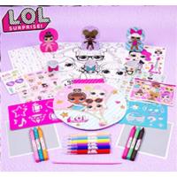 250-Piece L.O.L. Surprise! Stylin' Studio $9.10, L.O.L. Surprise!</body></html>