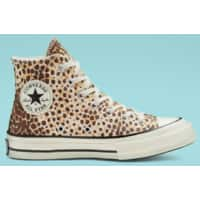 Converse Footwear: Men's Animal Print Chuck 70 High Top Shoes $22.48, Infant/Toddler Floral Easy On Chuck Taylor All Star Low Top Shoes $18.73 & More + Free S/H