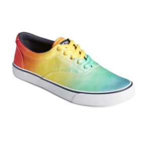 Sperry Ice Cream Collection: Men's Striper II CVO Sneakers (Snowcone, Creamsicle & More) $19.19 & More + Free Shipping