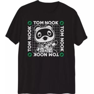Hybrid Boys' Graphic T-Shirts: Nintendo Animal Crossings Tom Nook, Star Wars, Spiderman & More $5.33 + 6% SD Cashback + Free Store Pickup at Macys or FS on $25+