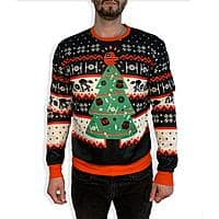 Star Wars Holiday Sweater (Men's) $15