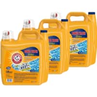 224-Oz Arm & Hammer OxiClean Fresh Scent Liquid Laundry Detergent 3 for $25.90 + Free Shipping