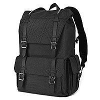 LUXUR 37L Waterproof 15.6 Inch Laptop Backpack - @Amazon - $  23.99