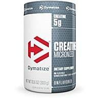 Dymatize Micronized Creatine, 1kg 2.2lbs $  15.20 + prime or 14.44 with subscribe and save