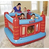 Fisher-Price Bouncetastic Bounce House $25 at Walmart B&M YMMV